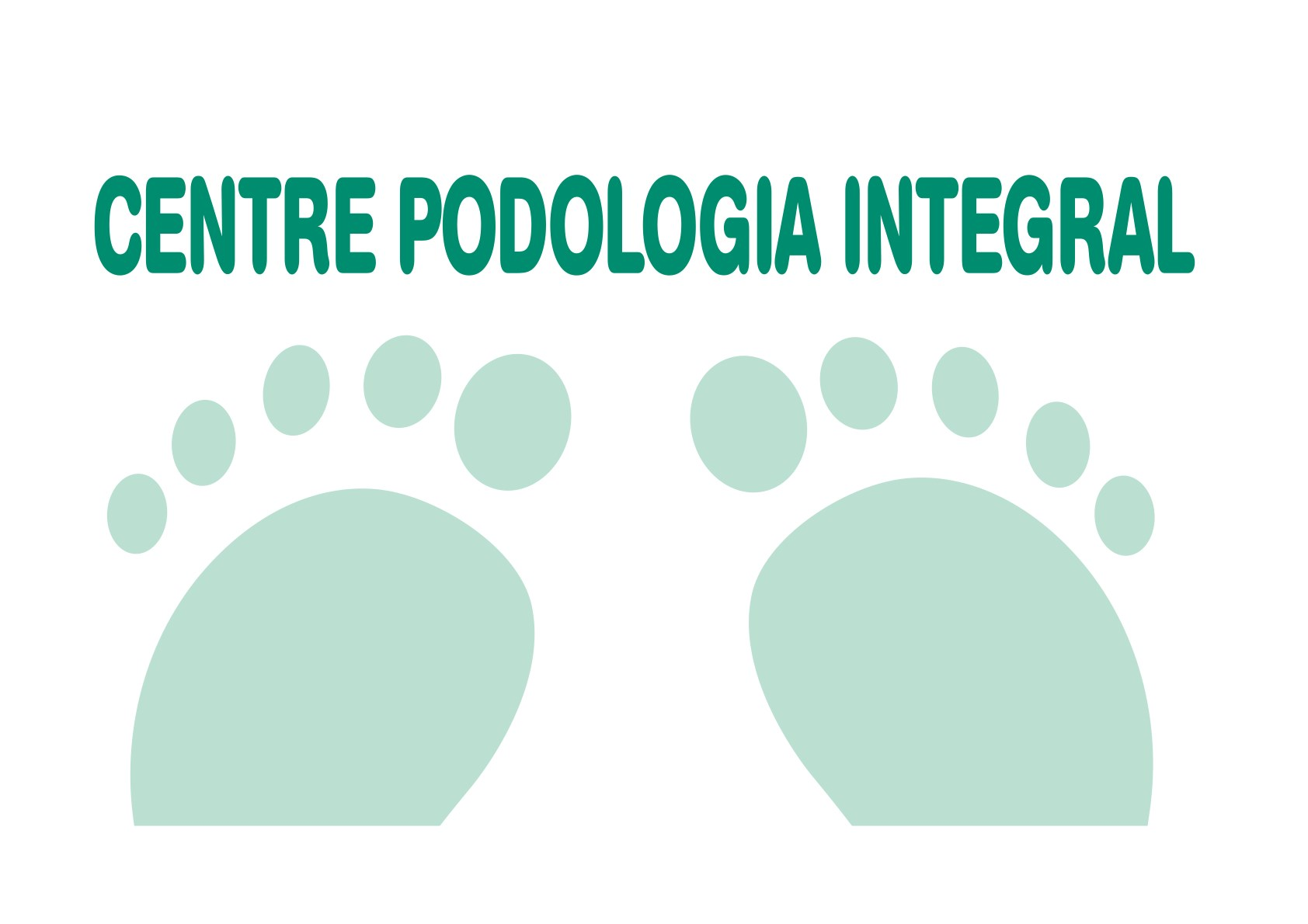Logo Centre Podologia Integral